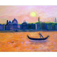 Aften i Venedig